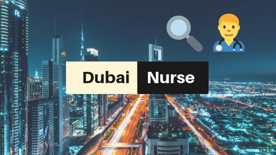 Nurse Jobs in Dubai